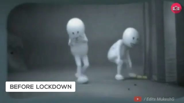 Before and After Lockdown Funny Status Video download