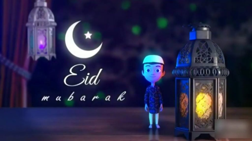 Eid Mubarak Happy Ramzan Mubarak Eid Ul Fitr Whatsapp Status video download Ramadan Mubarak status download