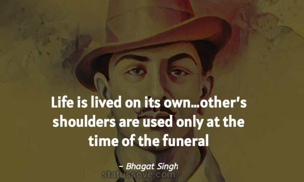 Life bhagat