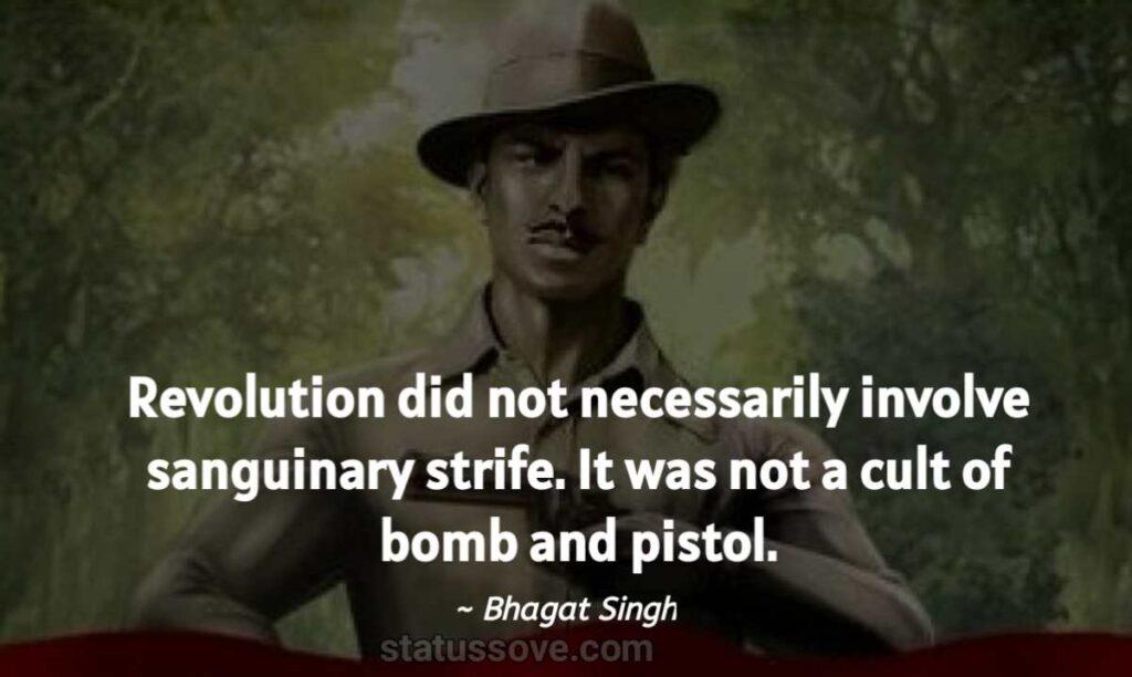 Revolution of Singh